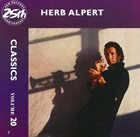 HERB ALPERT Classics, Volume 20 album cover