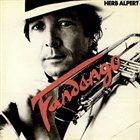 HERB ALPERT Fandango album cover