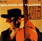 HERB ALPERT Sounds Of Tijuana album cover