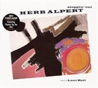 HERB ALPERT Steppin' Out album cover