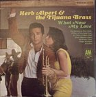 HERB ALPERT What Now My Love album cover