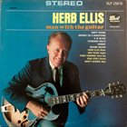 HERB ELLIS Man With the Guitar album cover
