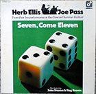HERB ELLIS Seven Come Eleven (with Joe Pass) album cover