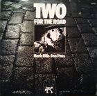 HERB ELLIS Two for the Road (with Joe Pass) album cover