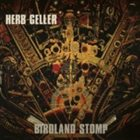 HERB GELLER Birdland Stomp album cover
