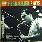 HERB GELLER Herb Geller Plays album cover