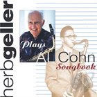HERB GELLER Herb Geller Plays the Al Cohn Songbook album cover