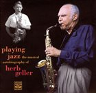 HERB GELLER Playing Jazz album cover
