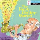 HERB GELLER The Herb Geller Quartet album cover