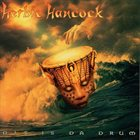 HERBIE HANCOCK Dis Is da Drum Album Cover