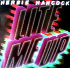 HERBIE HANCOCK Lite Me Up album cover