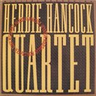 HERBIE HANCOCK Quartet album cover