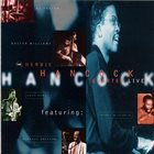 HERBIE HANCOCK The Herbie Hancock Quartet Live album cover