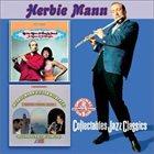 HERBIE MANN A Mann & a Woman / Recorded in Rio de Janeiro album cover