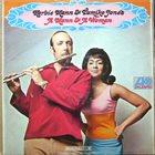 HERBIE MANN A Mann & A Woman (with Tamiko Jones) album cover