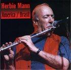 HERBIE MANN America / Brasil album cover