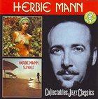 HERBIE MANN Brazil Once Again / Sunbelt album cover