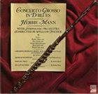 HERBIE MANN Concerto Grosso in D Blues album cover