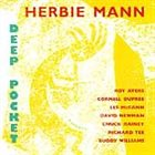 HERBIE MANN Deep Pocket album cover