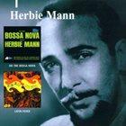 HERBIE MANN Do the Bossa Nova / Latin Fever album cover