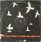 HERBIE MANN Flute Flight (with Bobby Jaspar) album cover