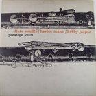 HERBIE MANN Flute Soufflé (with Bobby Jaspar) album cover