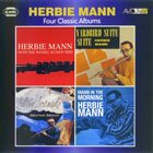 HERBIE MANN Four Classic Albums album cover