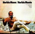 HERBIE MANN Herbie Mania album cover
