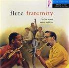 HERBIE MANN Herbie Mann & Buddy Collette : Flute Fraternity (aka Hi-Flutin' aka Just For Kicks - 1957) album cover