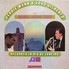 HERBIE MANN Herbie Mann & Joao Gilberto With Antonio Carlos Jobim album cover