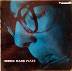 HERBIE MANN Herbie Mann Plays album cover