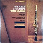 HERBIE MANN Herbie Mann's Big Band - Recorded Live in Brazil album cover