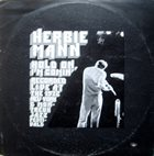 HERBIE MANN Hold On I'm Coming album cover