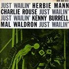 HERBIE MANN Just Wailin' album cover