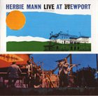 HERBIE MANN Live at Newport album cover