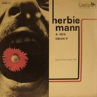 HERBIE MANN Live in New York, 1964 album cover