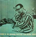 HERBIE MANN Mann in the Morning (aka Herbie Mann in Sweden) album cover