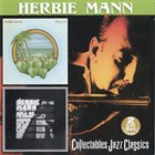 HERBIE MANN Mellow - Hold on, I'm Comin' album cover