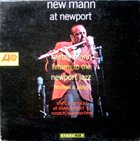 HERBIE MANN New Mann At Newport - Herbie Mann Returns To The Newport Jazz Festival album cover