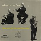 HERBIE MANN Salute To The Flute (aka Herbie Mann With The Wessel Ilcken Trio) album cover