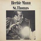 HERBIE MANN St.Thomas album cover