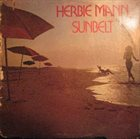HERBIE MANN Sunbelt album cover