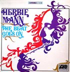 HERBIE MANN The Beat Goes On album cover