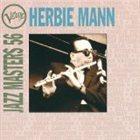 HERBIE MANN Verve Jazz Masters 56 album cover