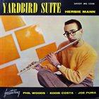 HERBIE MANN Yardbird Suite (aka Be Bop Synthesis) album cover
