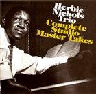HERBIE NICHOLS Complete Studio Master Takes album cover
