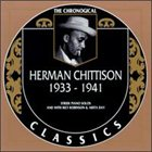 HERMAN CHITTISON The Chronological Classics: Herman Chittison 1933-1941 album cover