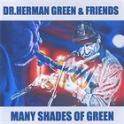HERMAN GREEN Many Shades of Green album cover