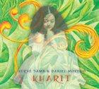 HERVÉ SAMB Hervé Samb  & Daniel Moreno : Kharit album cover