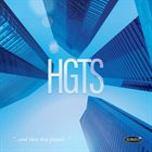 """HGTS """"…And Then They Played…"""" album cover"""